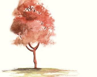 Autumn Beauty Seasonal Card