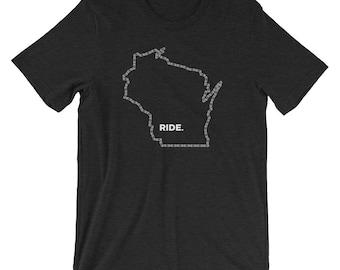 Wisconsin Ride Tee