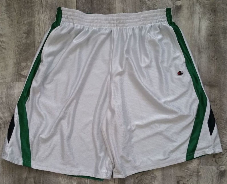 02eff25fdf45 Vintage Champion Reversible Basketball Shorts size XL