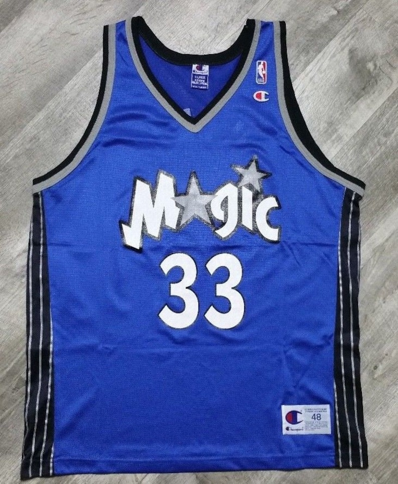 2c7b7b691e77 Vintage Champion Grant Hill Orlando Magic Jersey size 48 XL