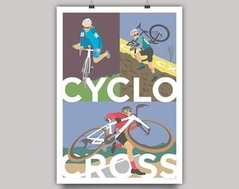Cyclocross Print