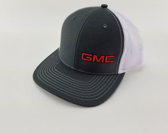 GMC trucker hat a731afd74375