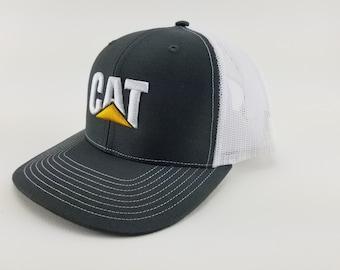 8646451b6ea CAT trucker hat