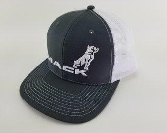 f358d8a1ede2d Mack trucker hat