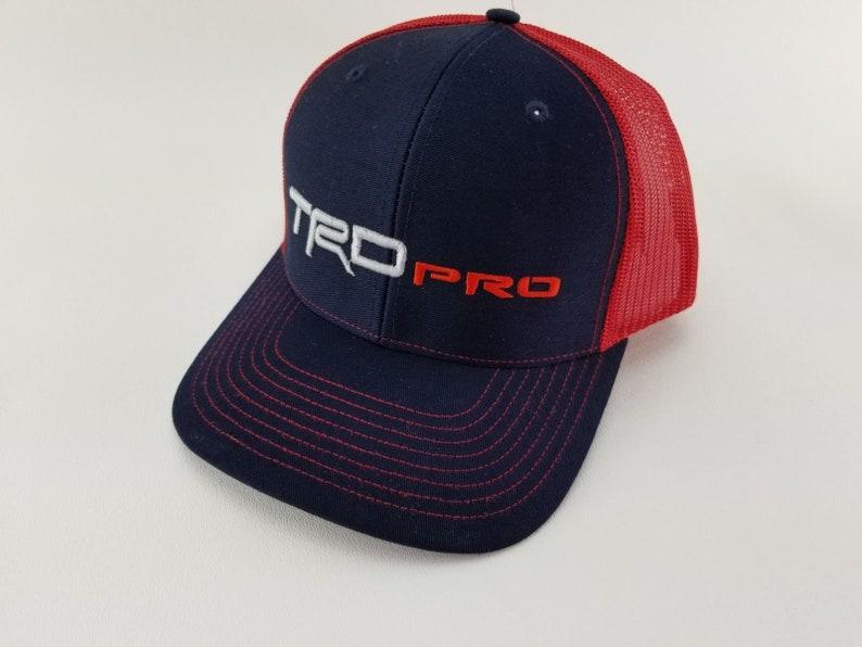 172ddb061be TRD Pro hat toyota TRD Pro trd trd off road trd pro