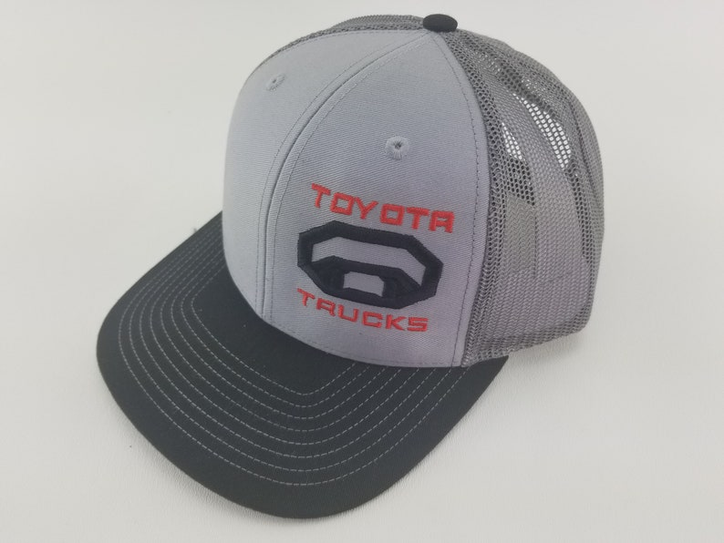 113bd6c7ce9 Toyota hat Trucker hat Toyota truck Toyota trucker hat