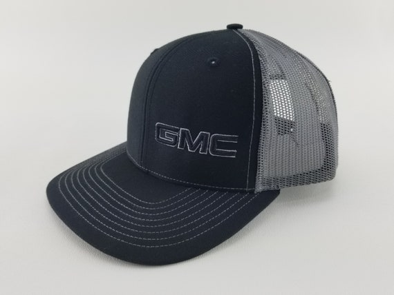 e117fddec2a GMC hat gmc truck trucker hat Richardson 112 gmc sierra