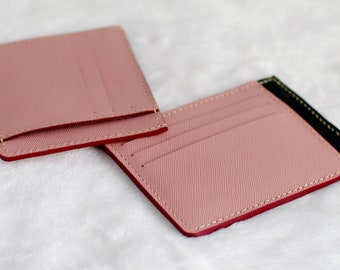 Card Holder, Card Wallet, Leather Wallet, Leather Goods