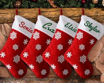 family stocking etsy