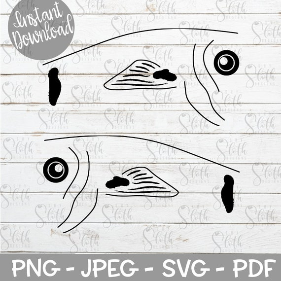Download Fishing Lure Svg Fishing Lure Pattern Svg Cut File For Etsy