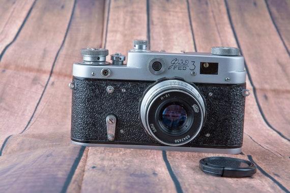 Fed sowjetischen kamera entfernungsmesser mm kamera mit etsy