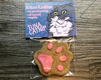 Kitten Kookies