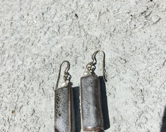 Funky Geometric Earrings