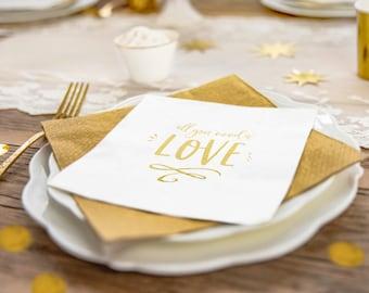 Cheap Wedding Napkin.Wedding Napkins Etsy