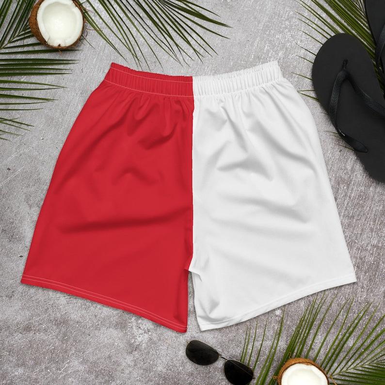 \u30ab\u30d6 Custom Pok\u00e9mon Sword and Shield Fire  Kabu Cosplay Uniform Men/'s Athletic Shorts