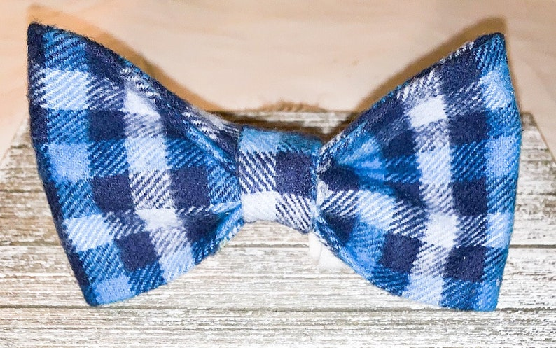 Winter Blues  Proper Bow Tie