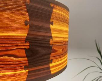 Wood veneer samples, Lamps shade material samples, veneer samples, Baltic birch, Ash, Walnut, Veneer samples
