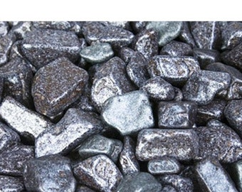 ChocoRock Chocolate Rock Candy - Silver - 1LB Bag