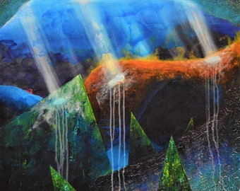 Submerged - Fine Art Print