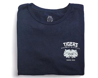 Bangkok Tigers Boxing - WGLK T shirt