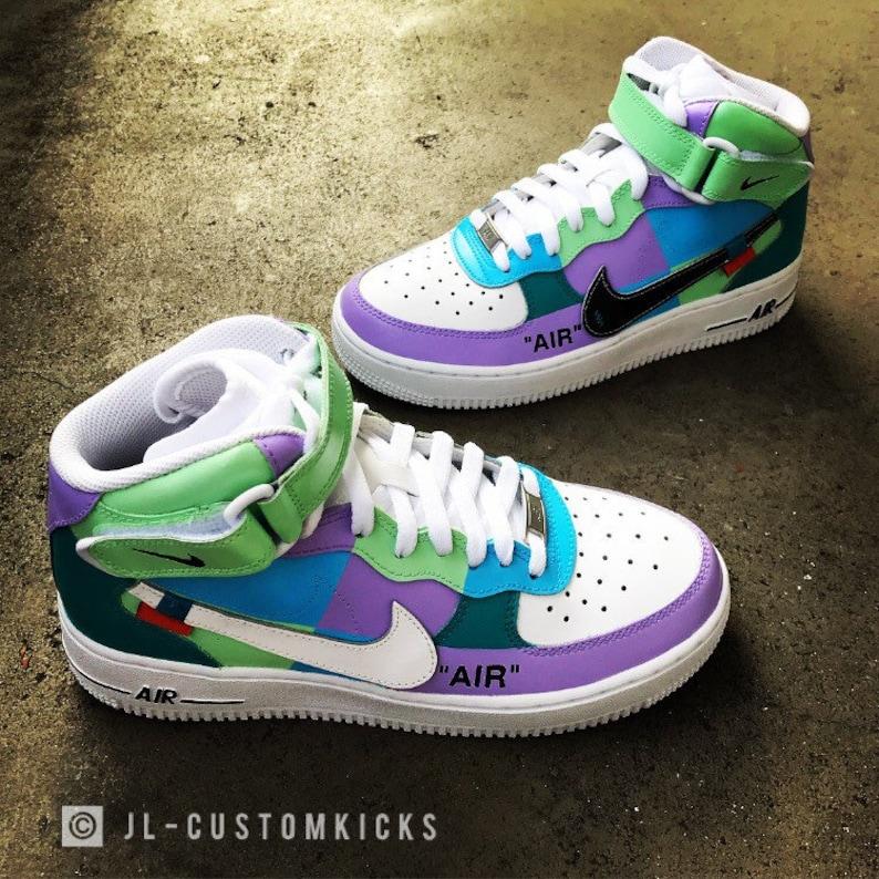 Air Off 1 Easteramp; White Nike Custom Force 8nOPk0Xw