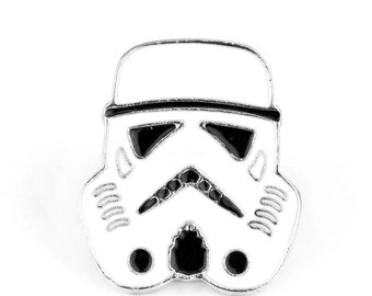 Storm Trooper Star Wars Lapel Pin
