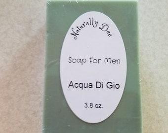 Men's Soap - Acqua Di Gio