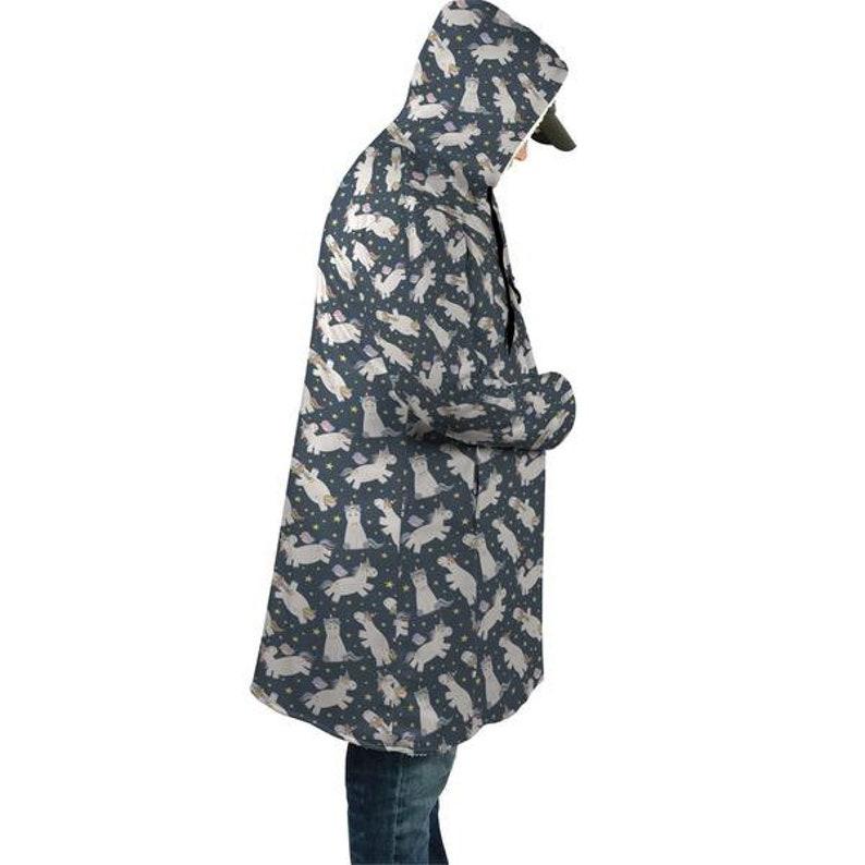 Unicorn Cloak for Women and Men Unicorn Hooded Jacket