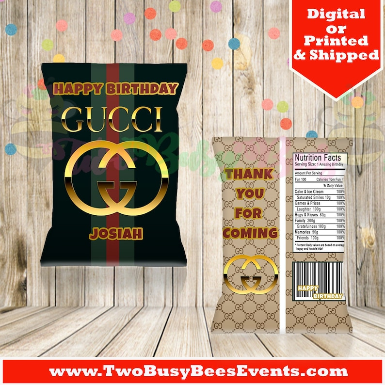 33e4302f2ff79 Gucci DIGITAL FILE-Gucci Birthday-Custom chip bags Gucci