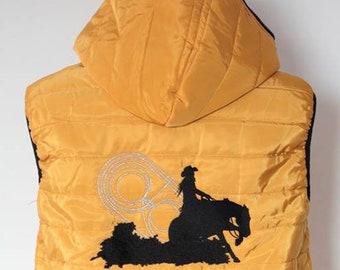 Reining - Vest - Bodywarmer (M & XL)