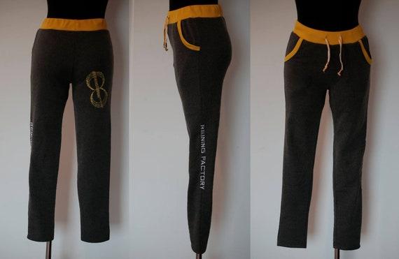 Rênes Factory - pantalons de survêtement (S)
