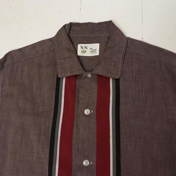Vintage 1950s Medium Shirt Jac rockabilly