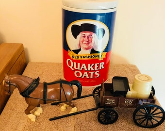 Quaker oats  Limited addition diecast