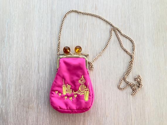 Pink Little My and Mymble Shoulder bag, Kawaii Moo