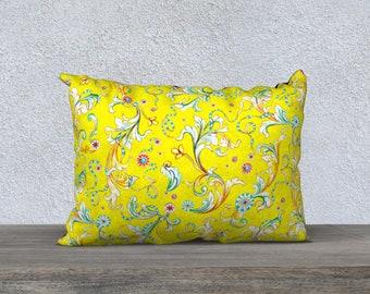 Whimsical Love 20x14 Pillow Case