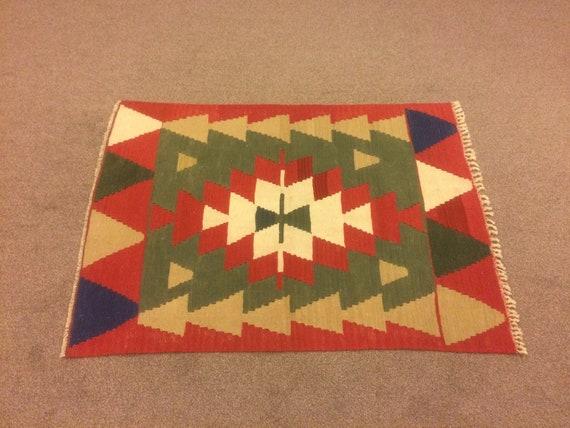 2.8x3.10 pieds ethnique laine sur Chambre Carpet.Code:U755 laine ...