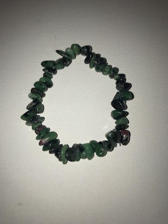 Helpful Beautiful Green Yu Bracelet Fine Jewelry