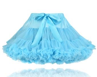 Aqua Couture Princess Pettiskirt