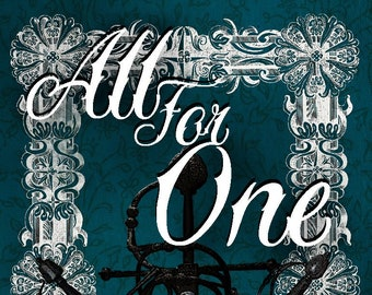 PRE-ORDER All For One (paperback edition)