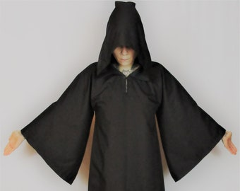 fa307cfb66 Ceremonial TAU Robe with HOOD  OTO Golden  Dawn Magick Thelema A. .A. . CeremonialMagick