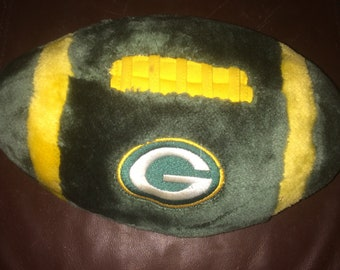 vintage Green Bay Packers  Footbal NFL Brett Favre Aaron Rodgers Super Bowl Wisconsin GB NFC