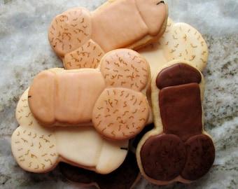 Penis cookie