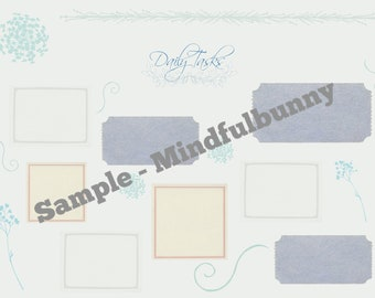 Daily Tasks - Printable
