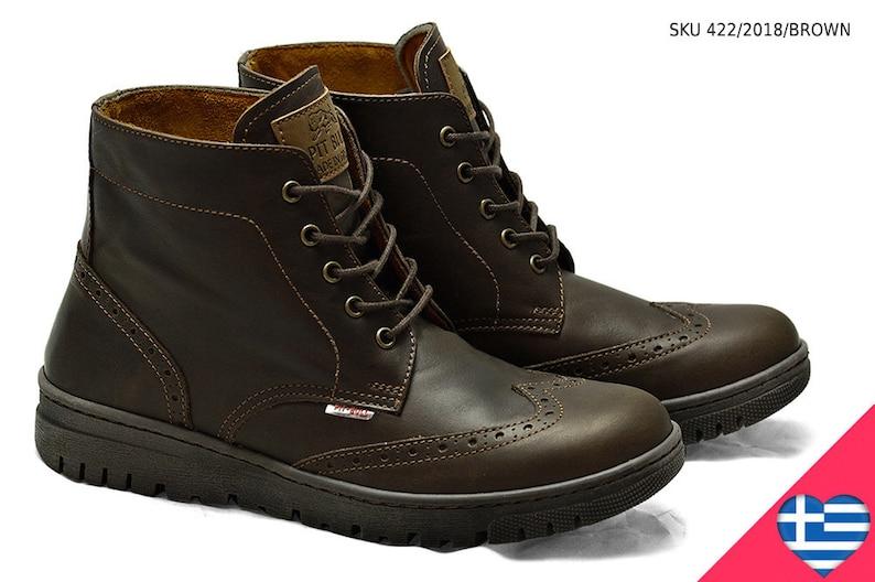 3e9cd1cd87e57 man shoes man boots handmade boots comfort man boots anatomic man boots  leather man boots custom man boots modern man boots oxford man boots