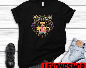 5bb6f1b5cc2d Kenzo Paris T Shirt New Vintage Inspired T Shirt Gift Men And Women T-Shirt  tee size S,M,L,XL,2XL (L03)