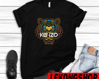 43e3a032 Kenzo Paris T Shirt New Vintage Inspired T Shirt Gift Men And Women T-Shirt  tee size S,M,L,XL,2XL (L02)