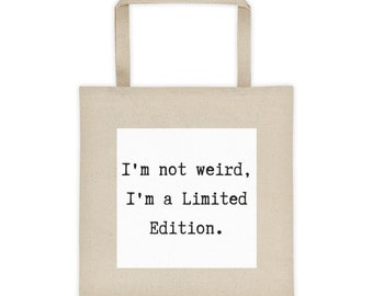 Limited Edition - Tote bag
