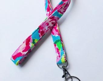 Lanyard / ID Badge Holder / Key Chain