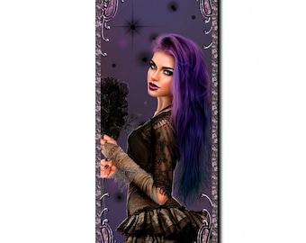 Bookmark - romantic Gothic