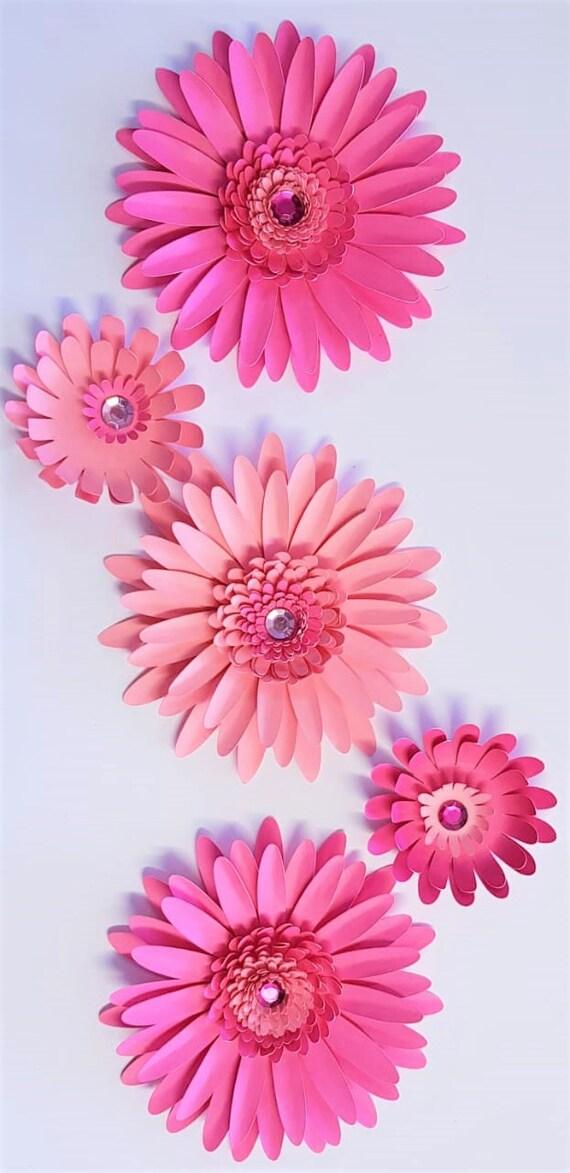 Sale Table Wedding Decorations Paper Flower Table Decor 49 Etsy